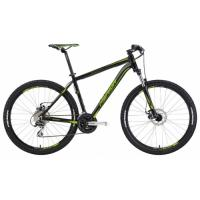 Велосипед Merida Big 7 20-MD 18,5'' 16''  Matt Black (Green)