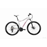 Велосипед Merida Juliet 6.15-MD 18'' 16'  White (Pink)