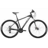 Велосипед Merida Big Nine 15-MD 19'' 16'' Black (Blue/Grey)