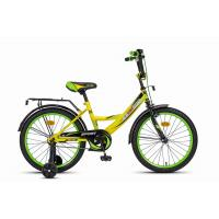Велосипед MaxxPro Sport Z20208 желт/черн/зел