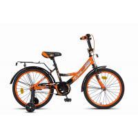 Велосипед MaxxPro Sport Z20212 сер/черн/желт