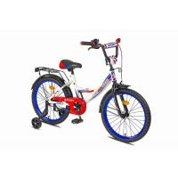 Велосипед MaxxPro Sport Z18209 бел/син/красн