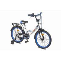 Велосипед MaxxPro Sport Z18207 бело/черно/голубой