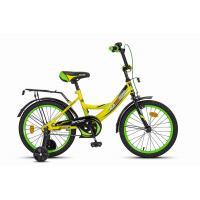 Велосипед MaxxPro Sport Z16208 желт/черн/зел