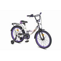 Велосипед MaxxPro Sport Z16211 бел/черн/фиол