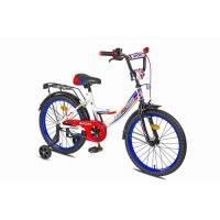 Велосипед MaxxPro Sport Z12209 белый/красный/синий
