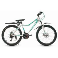 Велосипед PULSE MD350 белый/мятный