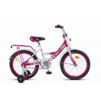 Велосипед MaxxPro Sport Z18203 белый/розовый