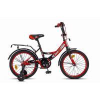 Велосипед MaxxPro Sport Z18204 черный/красный
