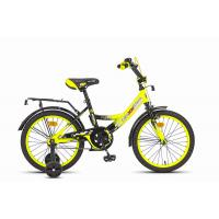 Велосипед MaxxPro Sport Z18205 черный/желтый