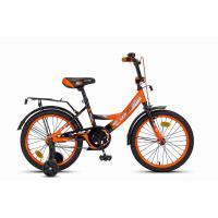 Велосипед MaxxPro Sport Z18206 черный/оранжевый