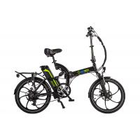 Велогибрид Eltreco ТТ 350W matt black, NEW 20 MATT BK35