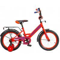 Велосипед Tech Team T12137 оранжевый