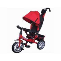 Велосипед 3-х кол FA3R красный, надувн. шины