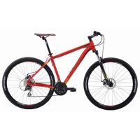 Велосипед Merida Big Nine 20MD 21'' 16'' Matt Red(Yellow/Black))