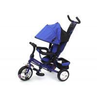 Велосипед 3-х кол P2B синий, надув. шины 12/10