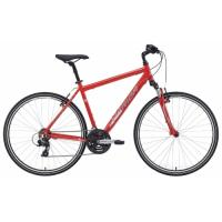 Велосипед Merida Crossway 10-V (Men) 52cm(20,5) 16' Matt Red (White)