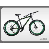 26'' Вел-д KMS Lite HD1010 FATBIKE черно/зеленый