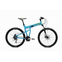 Велосипед Cronus SOLDIER 1.7 PROMO 26 гол/зел/черн.матовый 19
