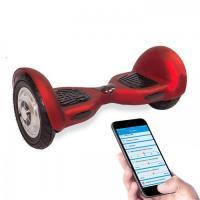 Гироскутер Smart Balance 10 самобаланс+приложение Красный матовый