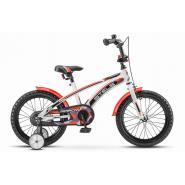 Велосипед STELS Arrow 9,5 белый/красный арт. V020