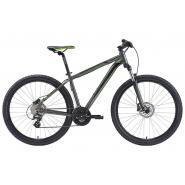 Велосипед Merida Big 7 15-D 18,5''L '20 SilkAnthracite/Green/Black (27,5'')