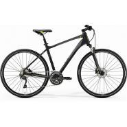 Велосипед Merida Crossway 300 47cm S '19 MattBlack/Green (700C)