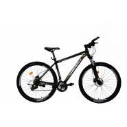 Велосипед Nameless G9000DH 19' 21ск, серый/красный