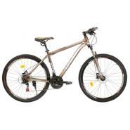 Велосипед Nameless G7400DH 18' 21ск, коричневый