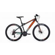 Велосипед FORWARD HARDI 2.0 disc 21ск, 17'' оранжевый