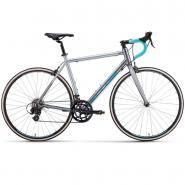 Велосипед FORWARD IMPULSE 14ск, 480мм серый/бирюзовый