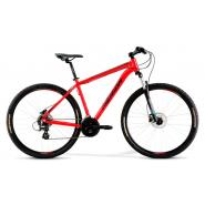 Велосипед Merida Big Nine 10-D 19''L '21 Red/Black (29'')