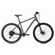 Велосипед Merida Big Nine 20-D 17''M '20 MattAnthracite/Black/Silver (29'')