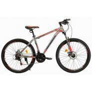 Велосипед Nameless J6700D 17' 21ск, серый/красный