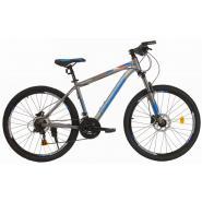 Велосипед Nameless S6500D 17' 21ск, синий/серый