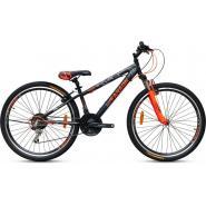 Велосипед Faraon MD2020 черно/оранжевый