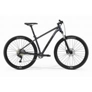 Велосипед Merida Big Nine 200 17''M '19 MattBlack/Silver/Blue (29'')