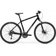 Велосипед Merida Crossway 500 55cm L '21 GlossyBlack/MattSilver
