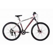 Велосипед HARTMAN Ingword Pro LX Disk 17 21ск. алюм, черно-серо-красный мат