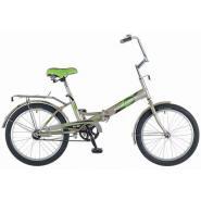 Велосипед NOVATRACK 20'', FS30, скл., бежевый