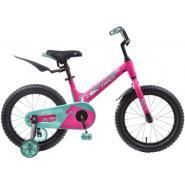 Велосипед NOVATRACK 16'',BLAST, фуксия