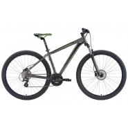 Велосипед Merida Big Nine 15-D 19''L '20 SilkAnthracite/Green/Black (29'')