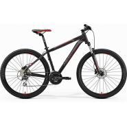 Велосипед Merida Big 7 20-D 18,5''L '19 MattBlack/Red/Silver (27,5'')