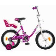 Велосипед NOVATRACK 14'',MAPLE, PR9, сиреневый