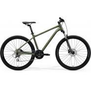 Велосипед Merida Big 7 20-D 15''S '19 MattBlack/Red/Silver (27,5)