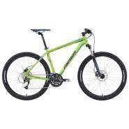 Велосипед Merida Big 7 40-D 18,5'' 16'' Matt Green(Blue/Black)