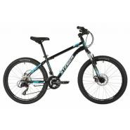 Велосипед Stinger Caiman D, 14'' сталь, черный (2021)