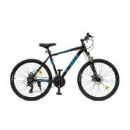 Велосипед HOGGER 'BOGOTA' МD 17'' 21ск, алюм синий
