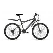 Велосипед Stark Slash 26.1 D черный/черный 16'' (2021)