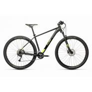 Велосипед CUBE AIM EX 27,5 black'n'flashyellow 16'' 21'